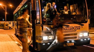 Drie jaar Borrel Party Bus