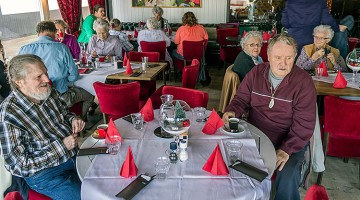 Kerstbrunch 2 Seasons Beach voor Humanitas